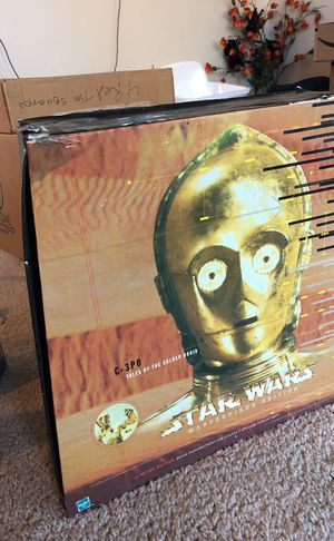 C-3P0 Masterpiece Edition collectible for Sale in Austin, TX