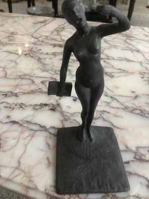 Antique Nude Statue Thew for Sale in Las Vegas, NV