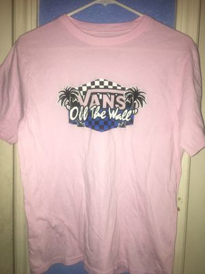 Vans shirt for Sale in Ceres, CA