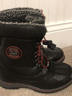 Kids Snow boots-size 2 for Sale in Beaverton,  OR