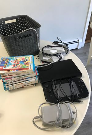 Nintendo Wii U for Sale in Providence, RI