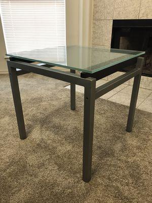 Glass coffee table for Sale in Dallas, TX