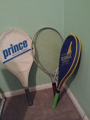 Tennis rackets for Sale in Hilliard, OH