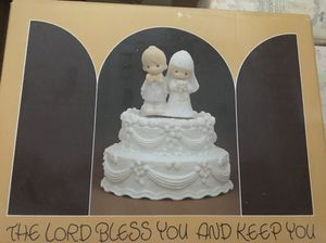 Precious Moments musical The lord bless and keep you for Sale in Morrisville, PA