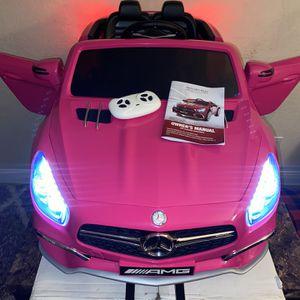 12V Kids Electric Car Pink for Sale in Aliso Viejo, CA