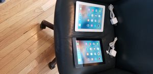 2 Apple iPad 2nd generation for Sale in Pawtucket, RI
