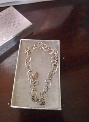 James Avery charm bracelet medium for Sale in San Antonio, TX