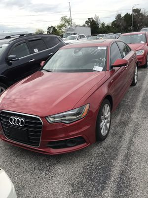 2012 Audi A6 3.0t prestige Quattro for Sale in Tampa, FL