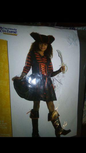 Cap n cute Halloween costume for Sale in Long Beach, CA