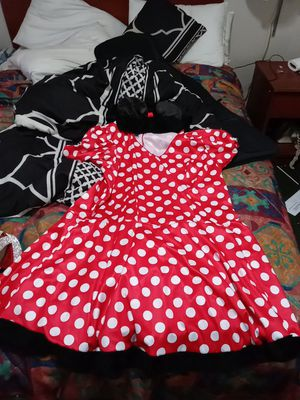 Minnie mouse costume for Sale in Plano, TX