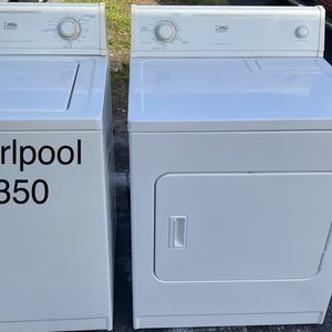 Whirlpool Washer Dryer for Sale in Homestead, FL