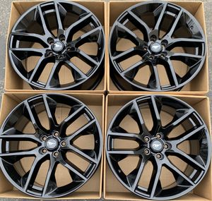 """20"""" Ford Mustang GT factory wheels rims gloss black new for Sale in Santa Ana, CA"""