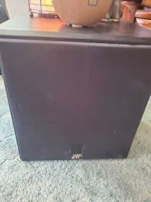 JVC 12 inch subwoofer for Sale in Pittsburgh, PA