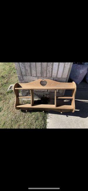 Farmhouse Shelf for Sale in Fort Worth, TX