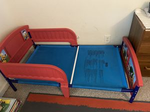 Moving sale: toddler bed frame. for Sale in Sunnyvale, CA
