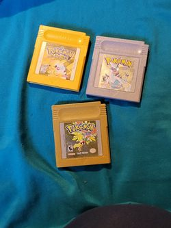 Nintendo Gameboy Pokemon Games for Sale in South Gate,  CA