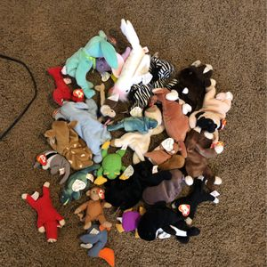 More Than 25 Beanie Babies for Sale in Chandler, AZ