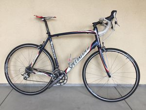 Road Bike - Specialized Tarmac Expert- dura ace/ ultegra mix, carbon, size 60 for Sale in San Diego, CA
