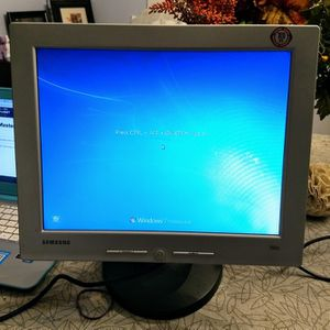 """Samsung Syncmaster 150s LCD 15"""" Computer Monitor for Sale in Las Vegas, NV"""