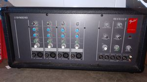 Fender mixer for Sale in Puyallup, WA