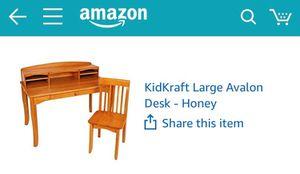 New Kids Desk $80 for Sale in Oceanside, CA