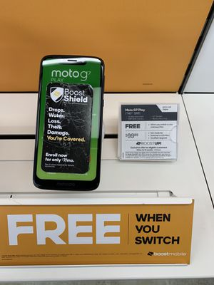 Moto G7 Play for Sale in Kinston, NC