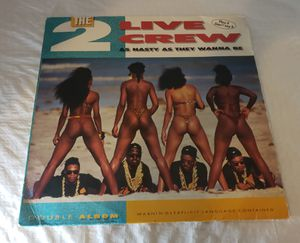 2 Live Crew (2×LP) Vinyl - As nasty as they wanna be for Sale in Arlington, VA