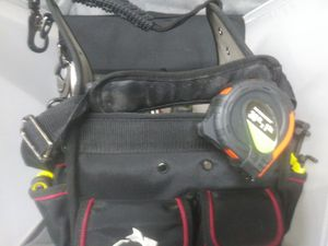 Husky tool bag with tools for Sale in Fort Smith, AR