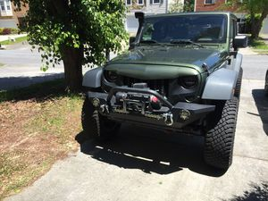 2008 Jeep Wrangler unlimited for Sale in Peachtree Corners, GA