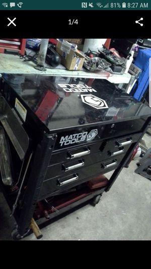 Matco tool cart snap on mac cornwell milwaukee for Sale in Hemet, CA
