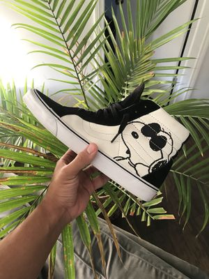 Vans Sk8 Hi Peanuts Special Edition Sz 13 for Sale in Los Angeles, CA