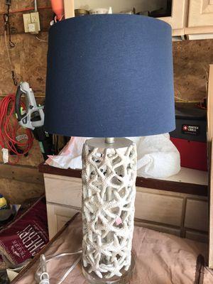 Starfish Nautical lamp for Sale in Snohomish, WA
