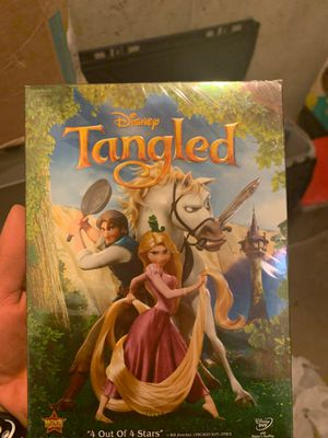 Brand new Disney tangled dvd for Sale in Henderson, CO