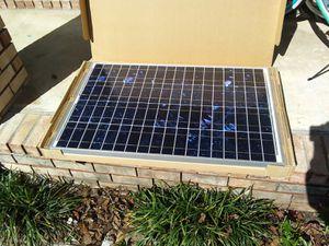 NIB 80W Solar panels for Sale in Guyton, GA