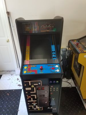 Ms. Pacman/Galaga 20th anniversary arcade for Sale for sale  Somerville, NJ