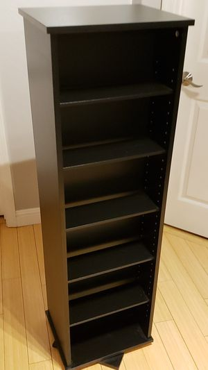 360 Rotating Dual-Sided Dvd/Blu-Ray/Video Game Shelves for Sale in Glendale, AZ