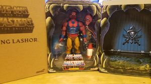 Tung Lashor filmation Masters of the Universe for Sale in Hemet, CA