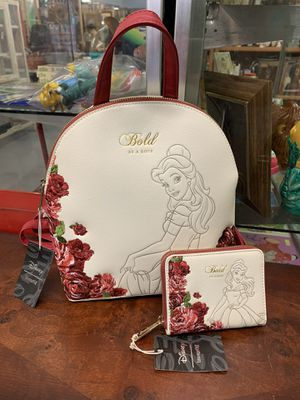 Loungefly Disney Backpack Purse Wallet for Sale in Mesa, AZ