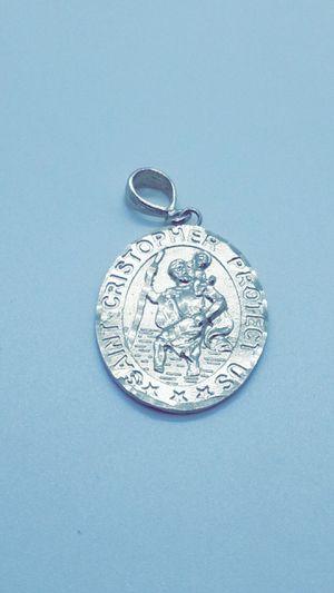 St Christopher pendant for Sale in Glendale, AZ