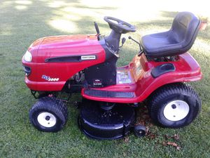 Craftsman 3000 series lawn tractor for Sale in Butler, PA