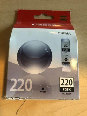 Canon PGI-220 Black Ink Tank (2945B001) for Sale in Los Angeles, CA