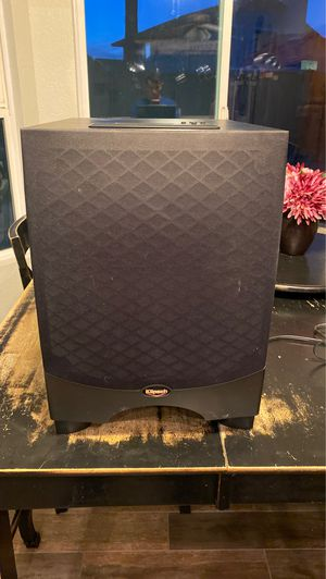 Klipsch Self Powered Subwoofer for Sale in Chandler, AZ