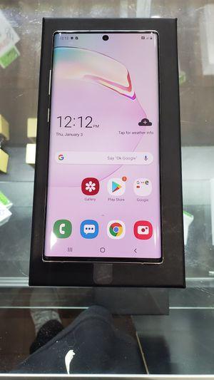 Samsung Galaxy Note 10 plus 256GB UNLOCKED for Sale in Los Angeles, CA