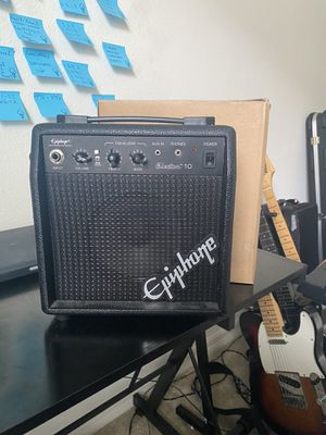 Epiphone Electar 10 Guitar Amplifier for Sale in St. Cloud, FL