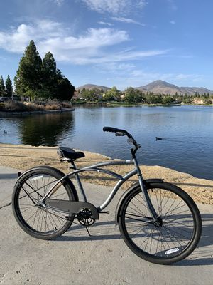 """New awesome 😎 comfortable beach cruiser men's bike bicycle 26"""" for Sale in Chula Vista, CA"""