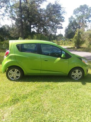 2015 Chevy Spark $8k or will have to finance to put in your name and get your own payments. Great on gas call {contact info removed} for Sale in Gainesville, FL