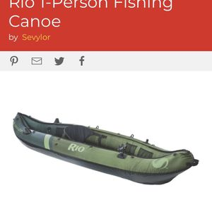 Fishing Kayak/canoe for Sale in Tacoma, WA