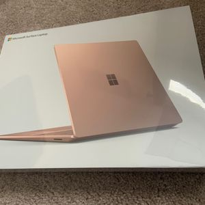 """Microsoft Surface Laptop 3 13"""" (10th Gen Intel I5, 256gb SSD and 8GB RAM) PINK for Sale in Orlando, FL"""