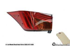 17 18 19 LEXUS IS300T OEM RIGHT REAR OUTER LED TAILLIGHT TAILLAMP IS350 for Sale in Hialeah, FL