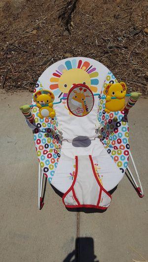 BRIGHT STARTS BOUNCER W/VIBRATING SEAT for Sale in Escondido, CA